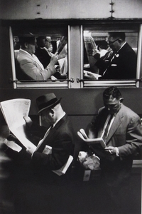 Louis STETTNER - Photography - Penn-Station
