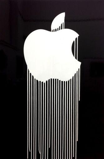 ZEVS - Pittura - Liquidated Apple