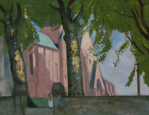 Maurice DENIS - Gemälde - Notre-Dame de Kernitron, Bretagne