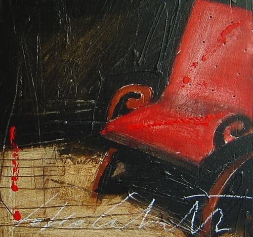 Fabio CALVETTI - Pintura - Momento inaccessibile