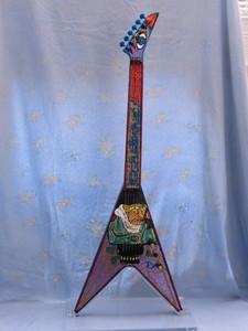 "Robert COMBAS, Robert COMBAS  ""Guitare - Hommage à Van-Gogh"""