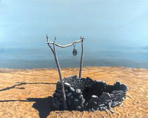 Gerhard GEPP - Painting - Brunnen