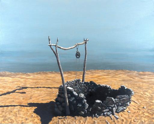 Gerhard GEPP - 绘画 - Brunnen