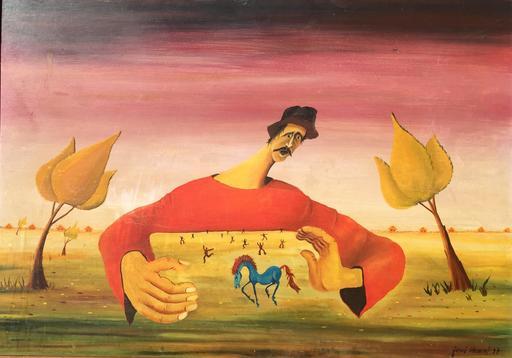 Janos MESAROS - Gemälde