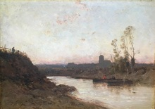 Eugène CICÉRI - Pintura