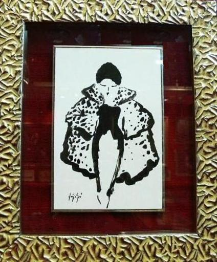 Manolo RUIZ PIPO - Pintura - Elegantes IV