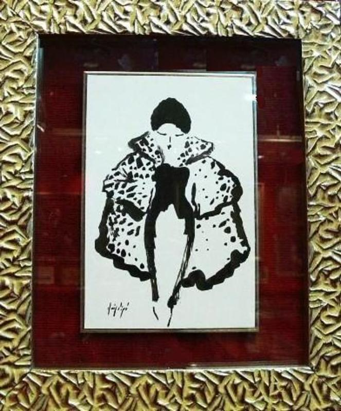 Manolo RUIZ PIPO - Peinture - Elegantes IV
