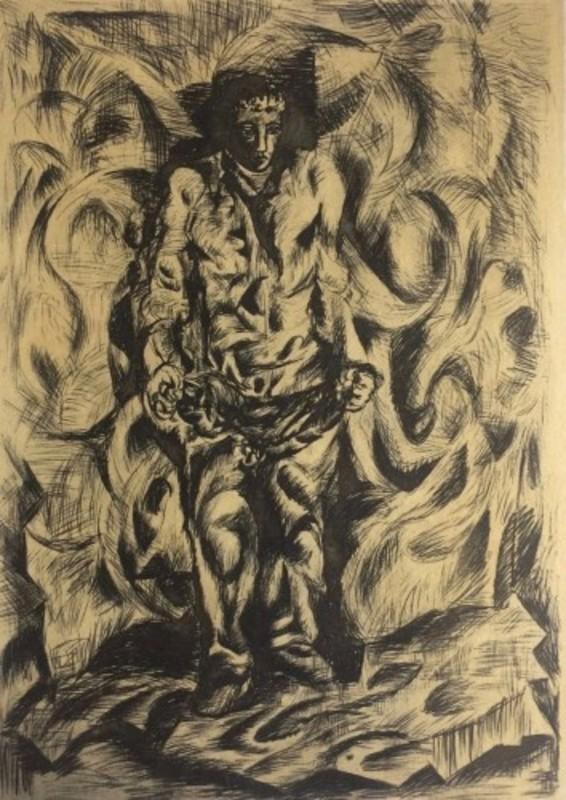 Sandro CHIA - Print-Multiple - Sensa titolo