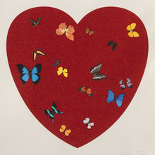 Damien HIRST (1965) - Big Love Diamnd Dust