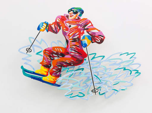David GERSTEIN - Escultura - Slalom