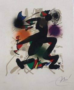Joan MIRO - Stampa-Multiplo - Joan Miró Litografo III