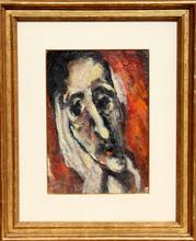 MANÉ-KATZ - Painting - Portrait of a Man