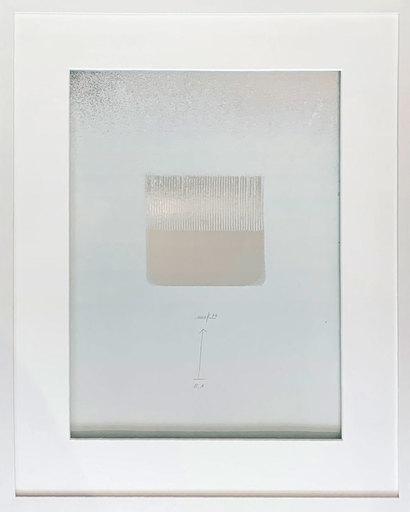 Heinz MACK - Grabado - Struttura di Luce