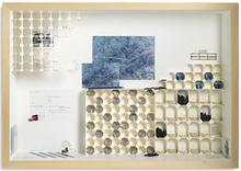 Gianfranco BARUCHELLO - Sculpture-Volume - Archivio delle ossessioni. L'acqua