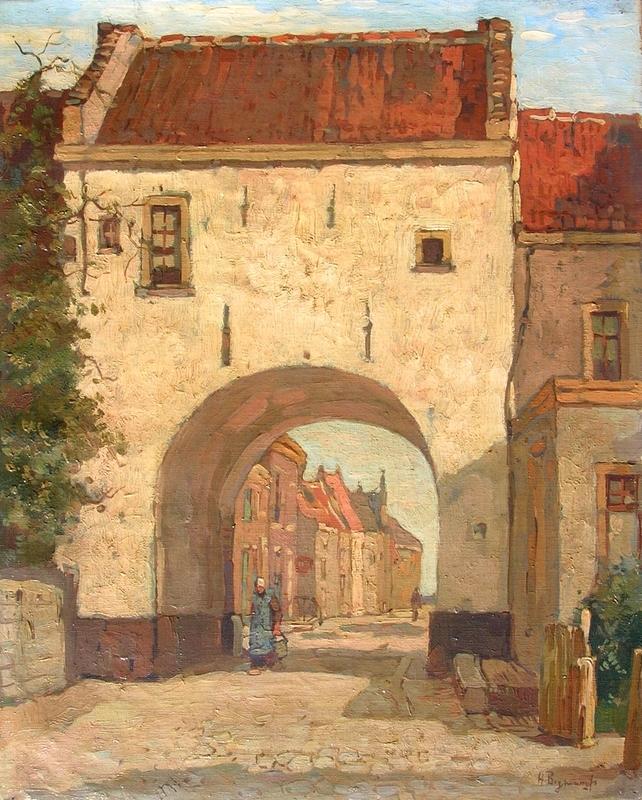 Herman BOGMAN - Pintura