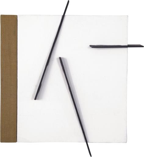 Giovanni CAMPUS - Peinture - Tempo in processo. Rapporti misure