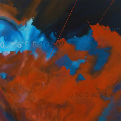PORRAS - Painting - ELLE A 19 ANS