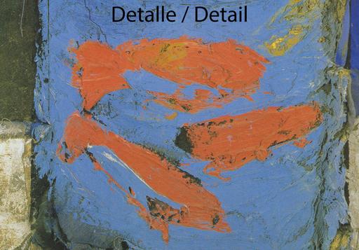 Manolo VALDÉS - Painting - Goldfish