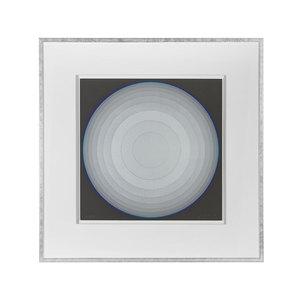 Lothar QUINTE - Print-Multiple - Silber-Quasar I