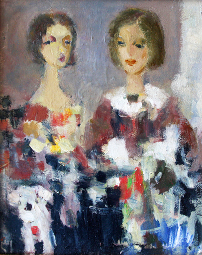 Levan URUSHADZE - Peinture - Pals