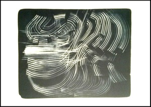 Hans HARTUNG - Estampe-Multiple - L-10