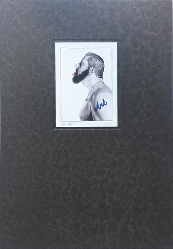 Jan FABRE - Print-Multiple - Art