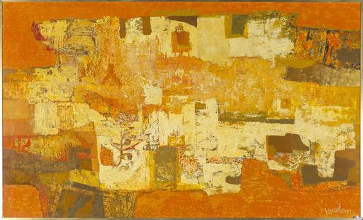 Rudolf MEERBERGEN - Pintura - Compositie