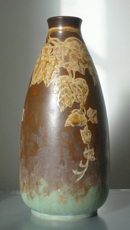 Charles CATTEAU - vase