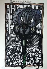贡巴斯 - 版画 - Homage to Federico Garcia Lorca