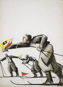 Diego SANT'AMBROGIO - Pintura - Sci