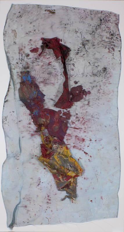 Yasuo SUMI - Peinture - Senza titolo