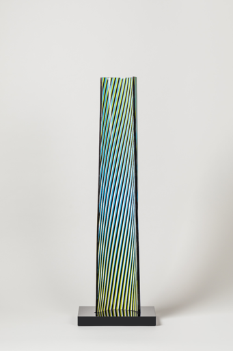 Carlos CRUZ-DIEZ - Sculpture-Volume - Cromovela 21 (Big)