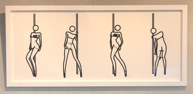 Julian OPIE - Print-Multiple - This is Shahnoza 5