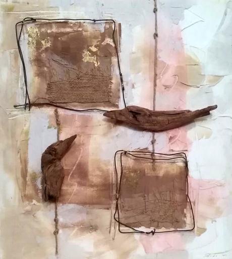 Laura SOPRANI - Painting - Voci dalla natura n.1