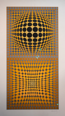 Victor VASARELY - Stampa Multiplo - VY 28 A VP-118