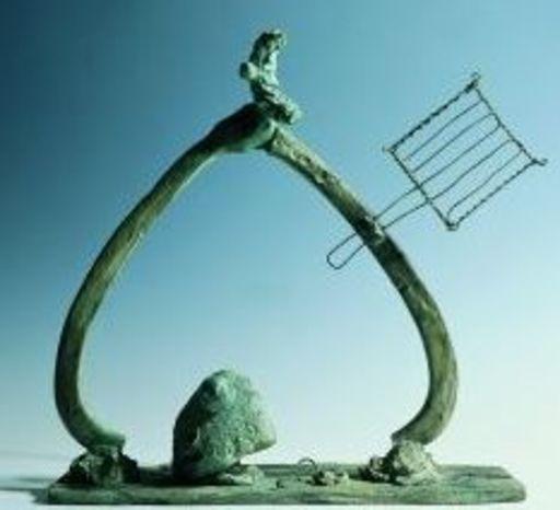 Joan MIRO - Scultura Volume - Oiseau sur une branche