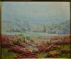 Edouard PAIL - Peinture - Rosée sur les bruyères