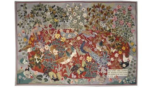 DOM ROBERT - Tapestry - l'été