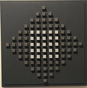 Luis TOMASELLO - Sculpture-Volume - OBJET PLASTIQUE Nº 884