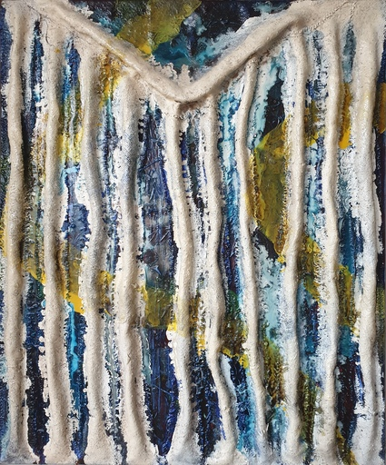 Tsuyoshi MAEKAWA - Pintura - Untitled 130625