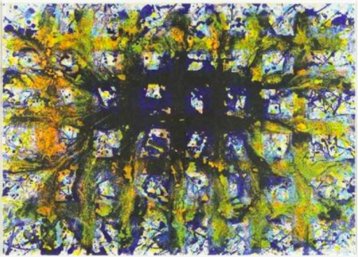 Sam FRANCIS - Estampe-Multiple - Untitled (SF 310)