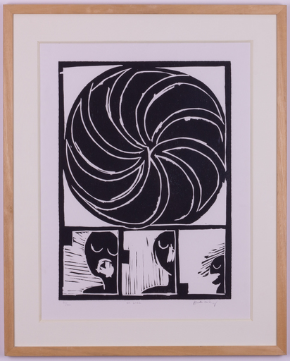 Pierre ALECHINSKY - Print-Multiple - SPIRALE