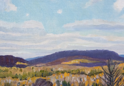 Bernice Fenwick MARTIN - Peinture - Laurentian Hills