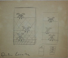 Pietro CASCELLA - Dessin-Aquarelle - Untitled