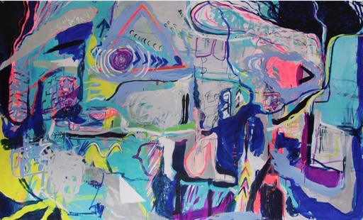 Macha POYNDER - Peinture - Truly Madly Deeply