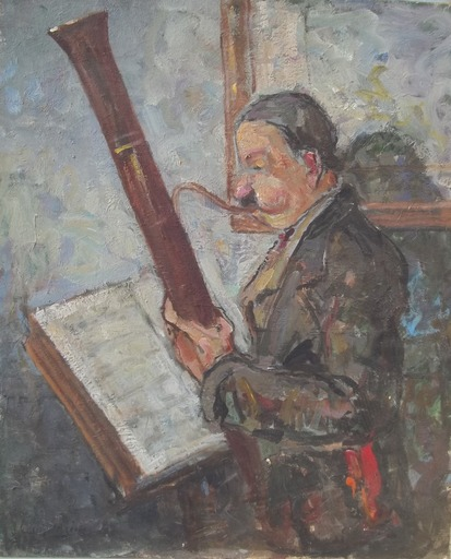 Louis AZÉMA - Painting