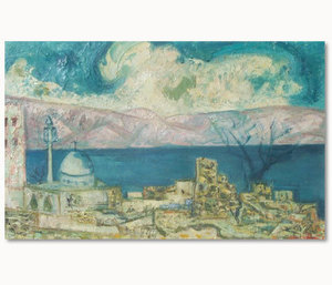 Max BAND - Painting - Sea of Galilee