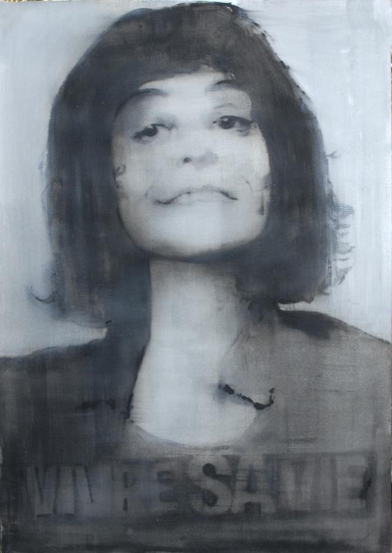 Jacqueline DEVREUX - Drawing-Watercolor - Vivre sa vie