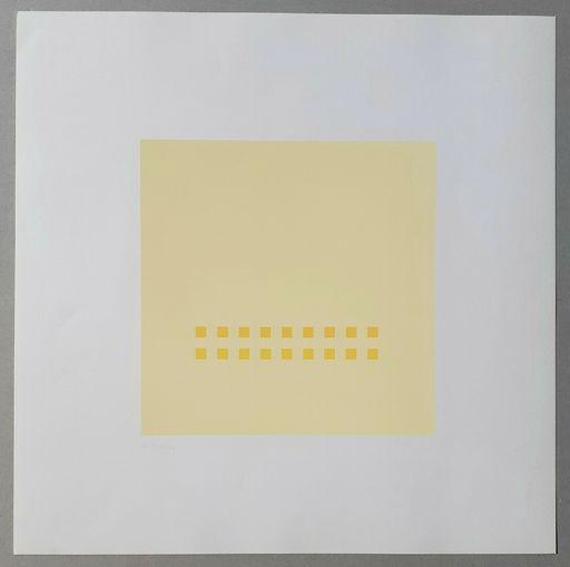 Antonio CALDERARA - Print-Multiple - Luce spazio immagine (Tav. 5)