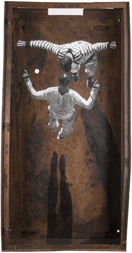 Anders GJENNESTAD - Gemälde - Gravitational